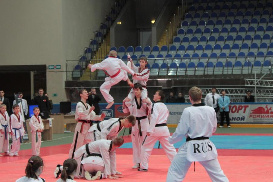 Состоялись Всероссийские соревнования «Кубок главы администрации Рязани 2011»