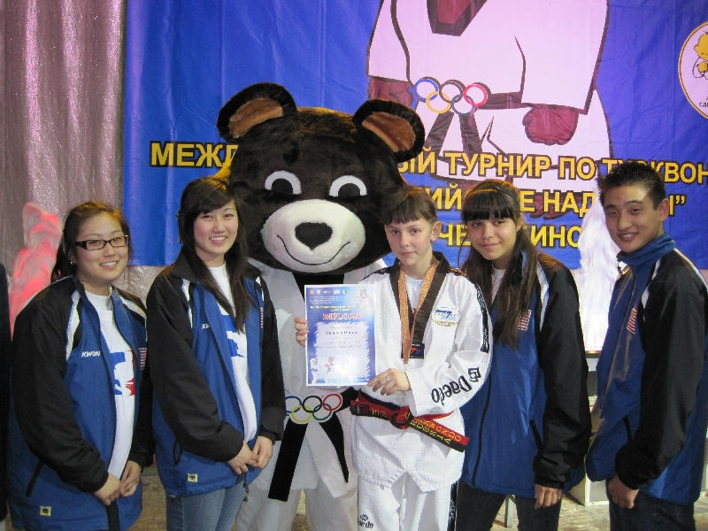 Рязанка заняла второе место на Международном турнире «Олимпийские надежды»