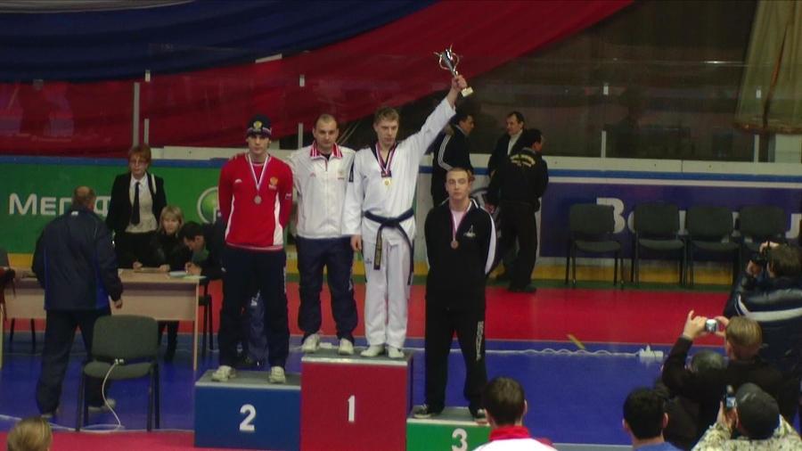 Рязанец выиграл домашнее первенство России среди юниоров