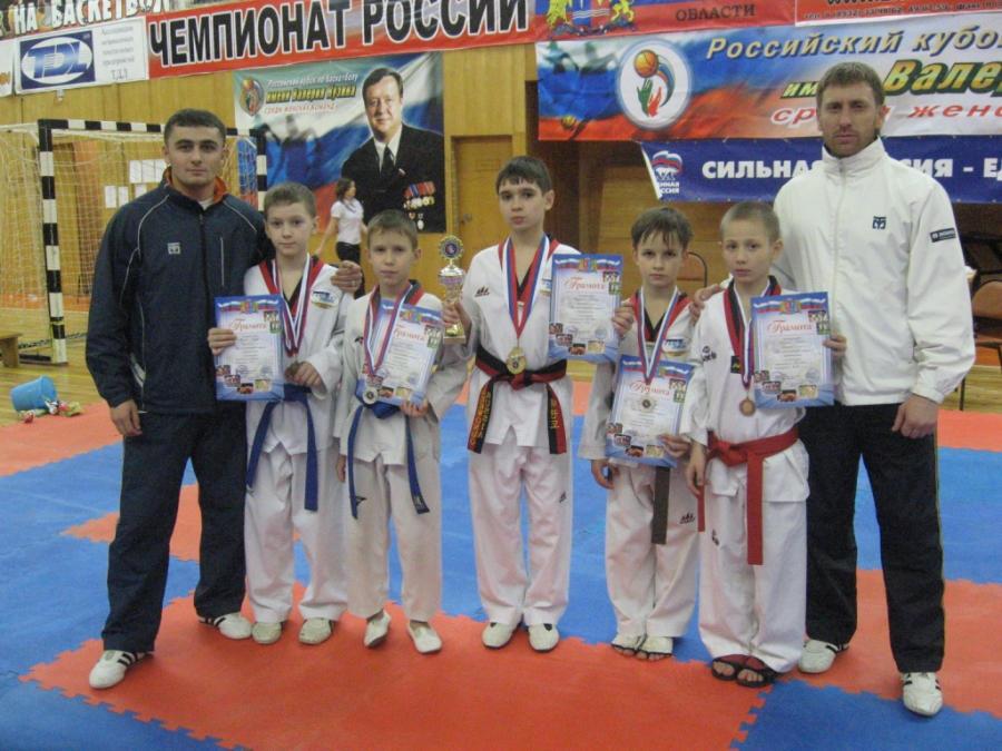 Два рязанца стали победителями открытого чемпионата и первенства Ивановской области