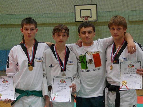 На турнире памяти Рената Садыкова рязанцы завоевали четыре золотых медали