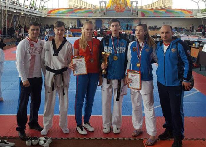 Рязанцы завоевали 16 медалей Всероссийского турнира «Защитник Отечества»