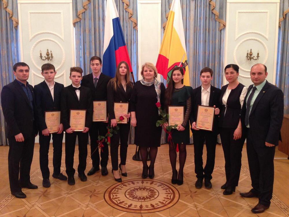 Шестеро тхэквондистов стали стипендиатами губернатора Рязанской области
