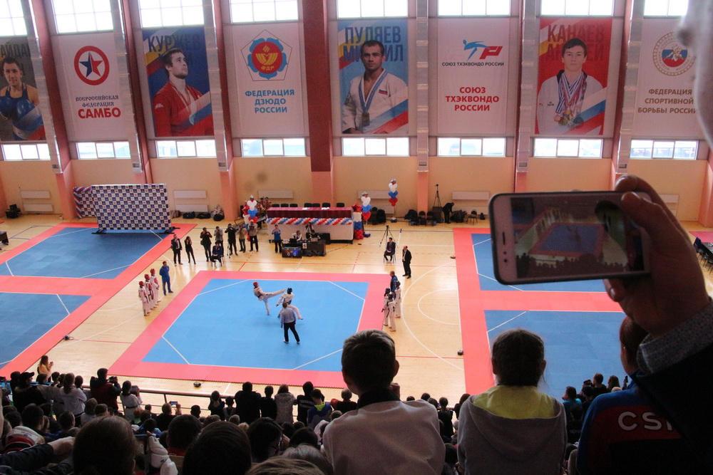 Рязанцы завоевали четыре золота Всероссийских соревнований «Кубок Рязанского кремля»