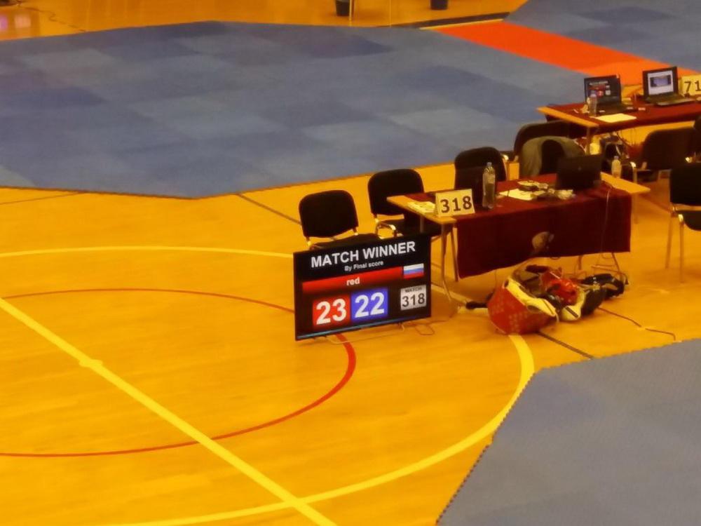 Рязанцы завоевали шестнадцать медалей турнира «Патриот»