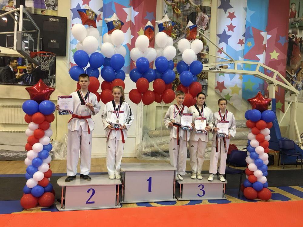 Пятеро рязанцев завоевали медали первенства ЦФО среди кадетов