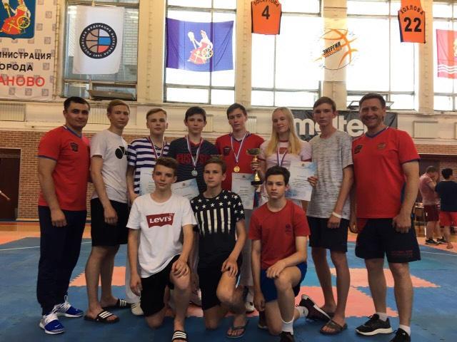 Рязанцы привезли шесть медалей с молодёжного первенства ЦФО и II этапа летней Спартакиады молодёжи