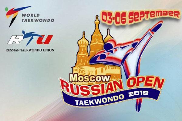Рязанцы завоевали две медали VIII Международного турнира Russian Open