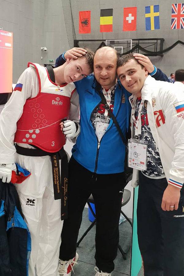 Андрей Канаев выиграл молодёжное первенство Европы