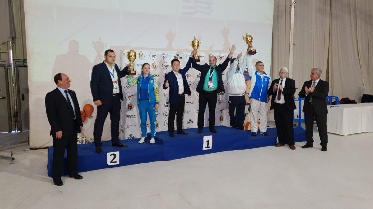 Юношеская сборная России показала исторический результат на первенстве Европы