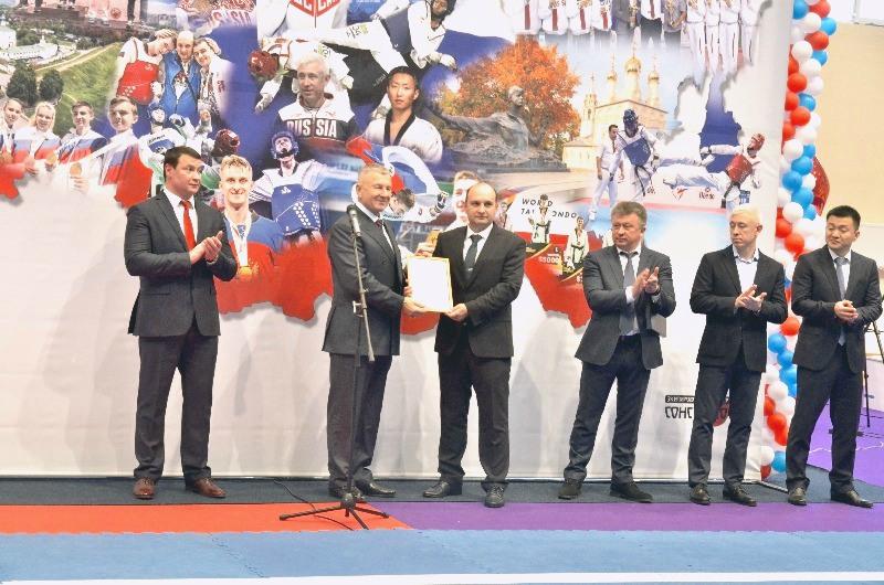 В Рязани стартовал чемпионат России по тхэквондо