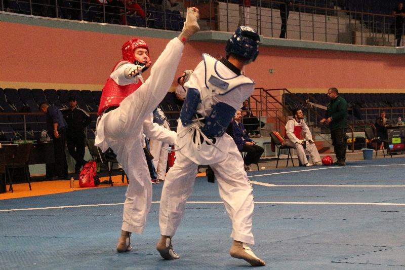 Андрей Канаев выиграл бронзу чемпионата России