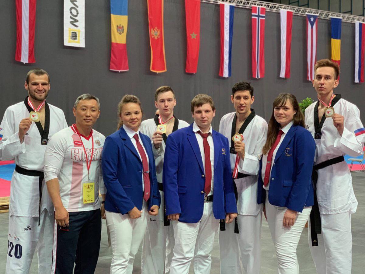 Рязанец выиграл рейтинговый турнир «Austrian Open 2019»