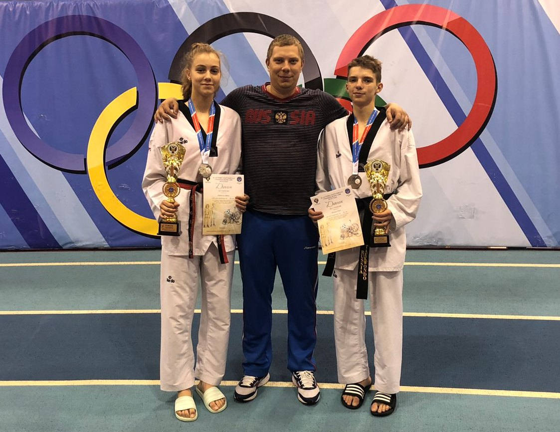 Два рязанца стали призёрами финала IX летней Спартакиады учащихся России