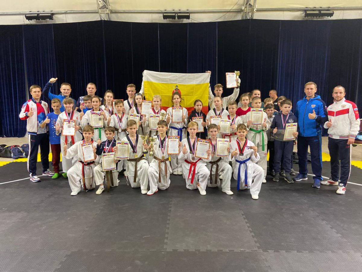 Рязанцы завоевали 21 медаль открытого первенства Владимирской области